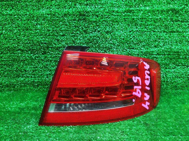 Стоп-сигнал Audi A4 8K2 CDNC 2009 правый (б/у)