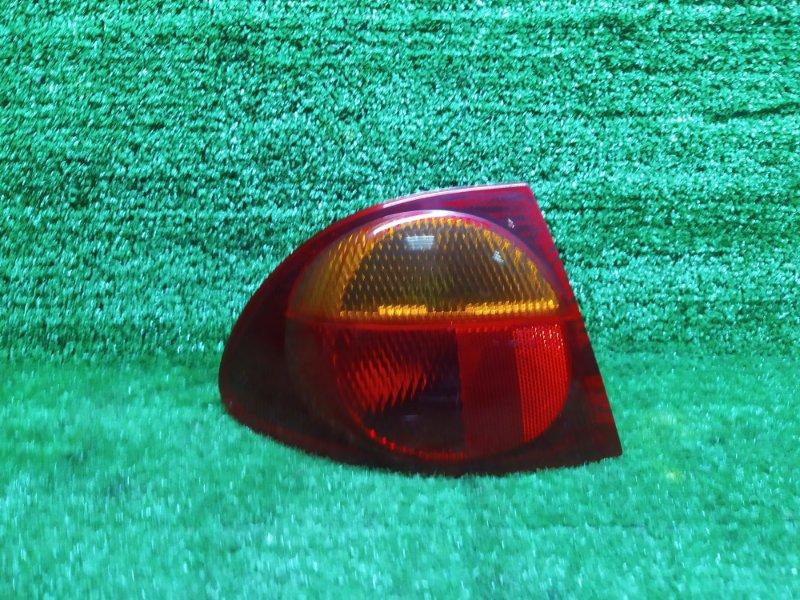 Стоп-сигнал Toyota Caldina ST210 3SFE 1998 левый (б/у)