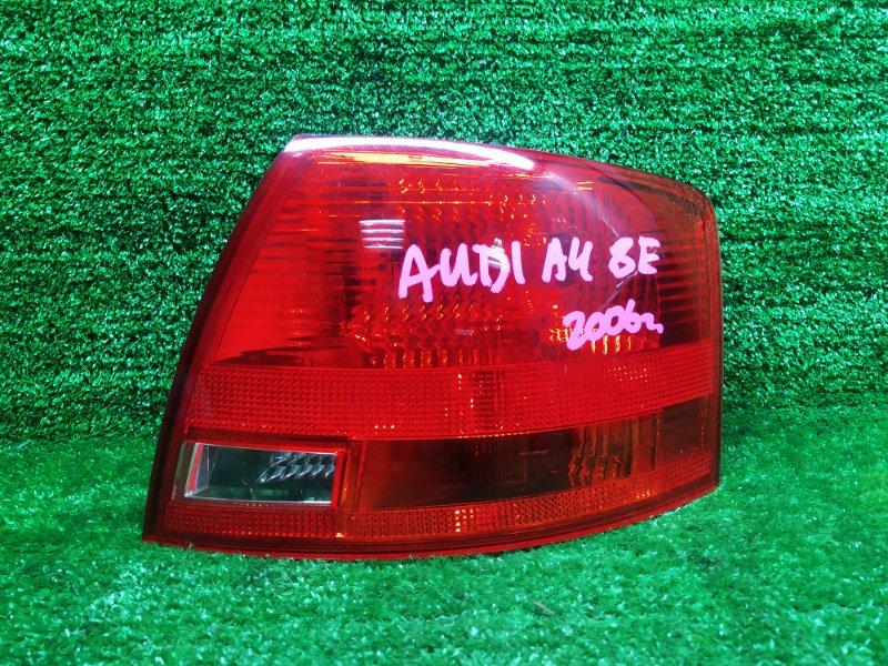 Стоп-сигнал Audi A4 8EC AMB 2006 правый (б/у)
