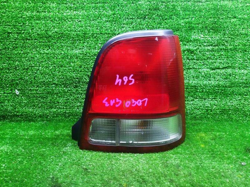 Стоп-сигнал Honda Logo GA3 D13B 1999 правый (б/у)