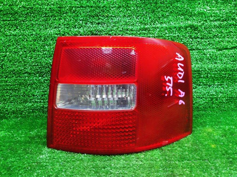 Стоп-сигнал Audi A6 4B5 BES 2003 правый (б/у)