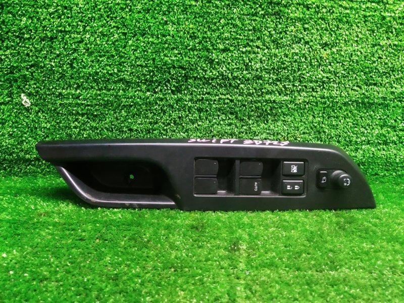 Пульт стеклоподъемника Suzuki Swift ZD72S K12B 2012 передний правый (б/у)