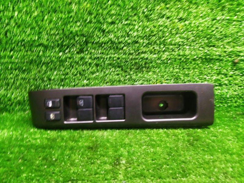 Пульт стеклоподъемника Nissan Lafesta B30 MR20DE 2009 передний правый (б/у)