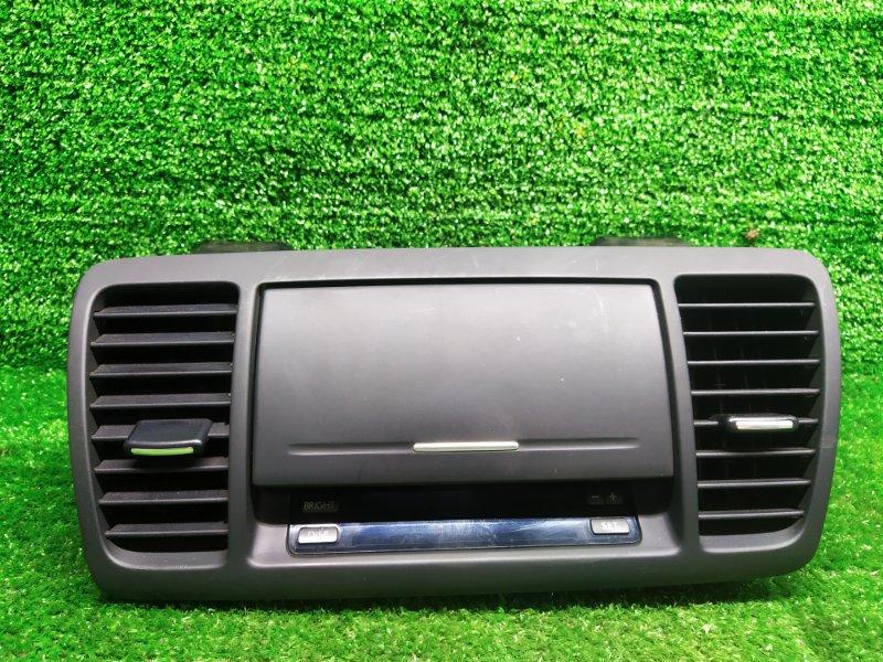 Консоль магнитофона Subaru Legacy BP5 EJ204DP 2004 (б/у)