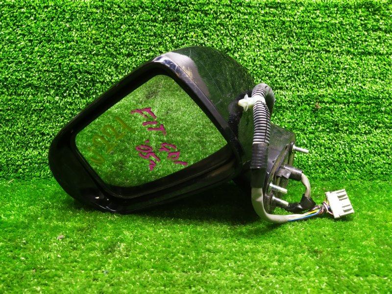 Зеркало Honda Fit GD1 L13A 2005 левое (б/у)