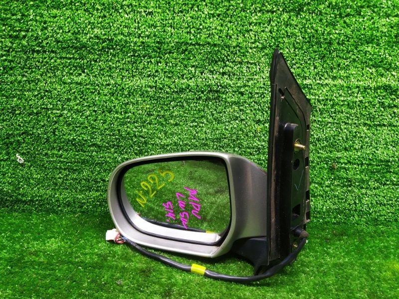 Зеркало Mazda Mpv LW5W GY 2000 левое (б/у)