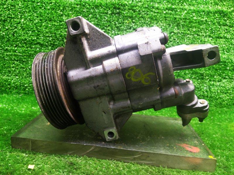Компрессор кондиционера Nissan Tiida Latio SC11 HR15DE 2005 (б/у)