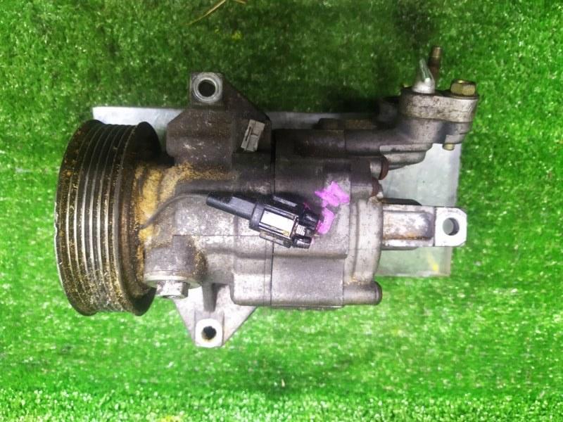 Компрессор кондиционера Nissan Note E11 HR15DE 2005 (б/у)
