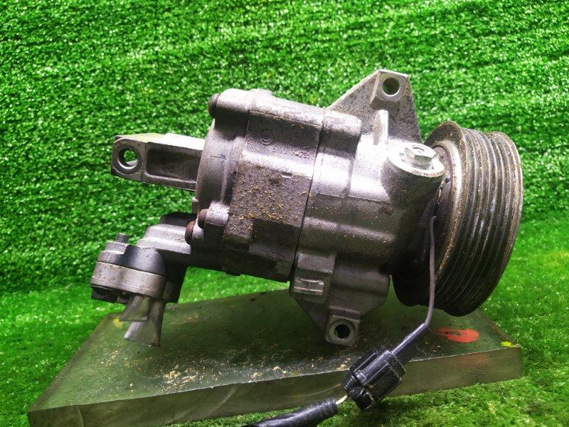 Компрессор кондиционера Nissan Note E11 HR15DE 2009 (б/у)