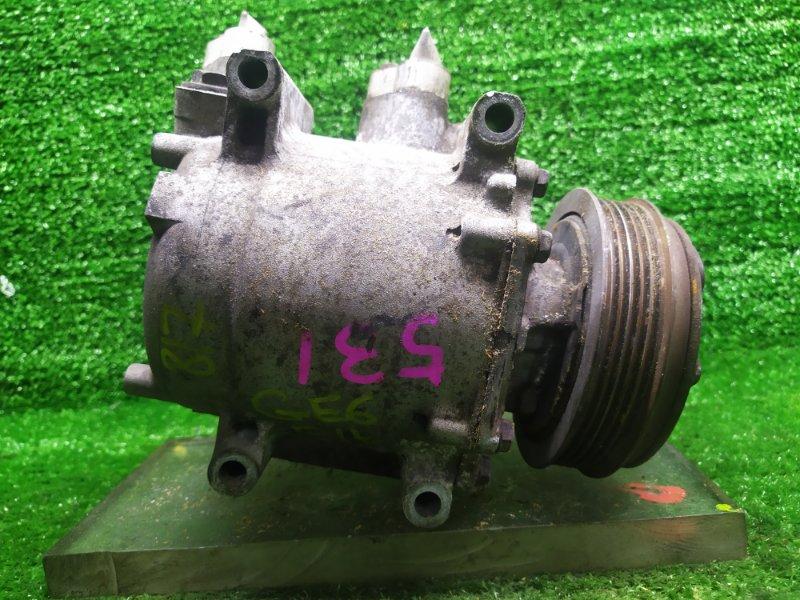Компрессор кондиционера Honda Fit GE6 L13A 2010 (б/у)