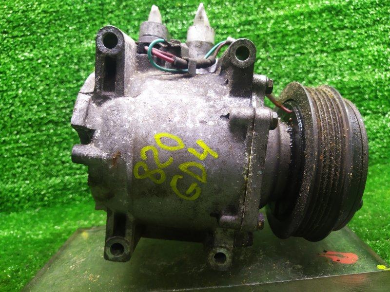 Компрессор кондиционера Honda Fit GD4 L15A 2005 (б/у)