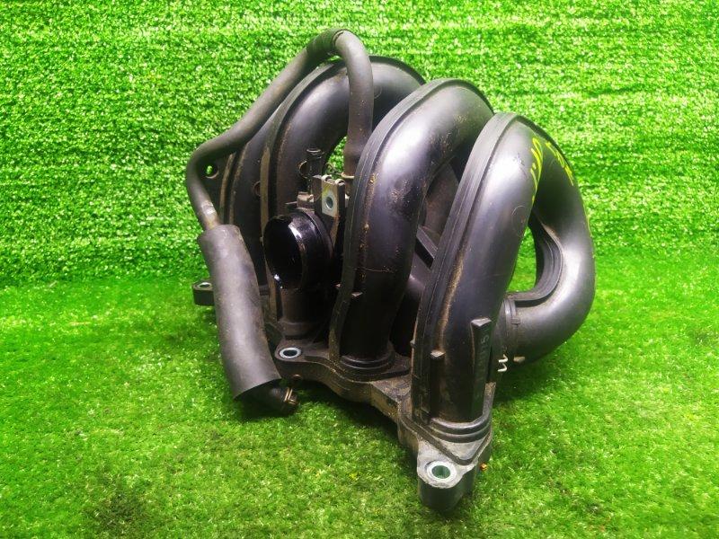 Коллектор впускной Toyota Ractis SCP100 2SZFE 2007 (б/у) 1710123030