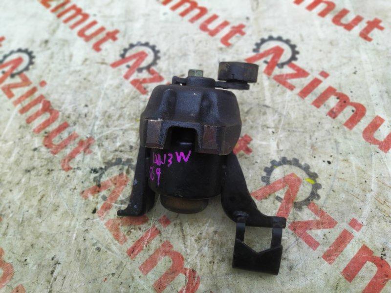 Подушка двигателя Mazda Mpv LW3W L3DE 2003 правая (б/у)