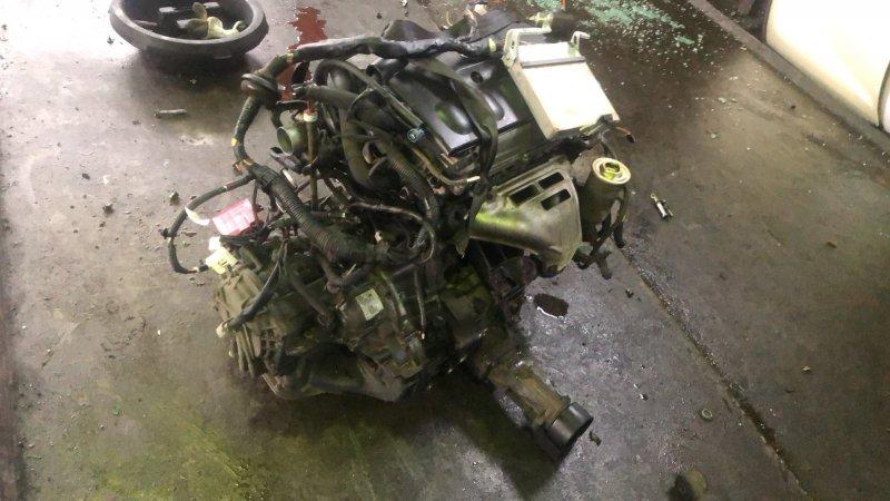 Двигатель Toyota Platz NCP16 2NZFE 04.2000 (б/у) 1331252