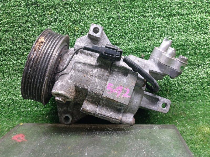 Компрессор кондиционера Nissan Tiida C11 HR15DE 2009 (б/у)