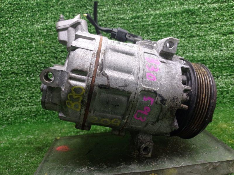 Компрессор кондиционера Nissan Lafesta B30 MR20DE 2011 (б/у)