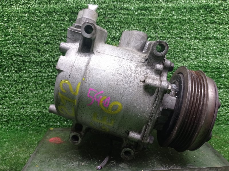 Компрессор кондиционера Honda Fit GE6 L13A 2009 (б/у)