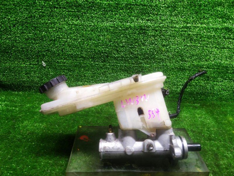 Главный тормозной цилиндр Mazda Mpv LW3W L3DE 2005 (б/у)