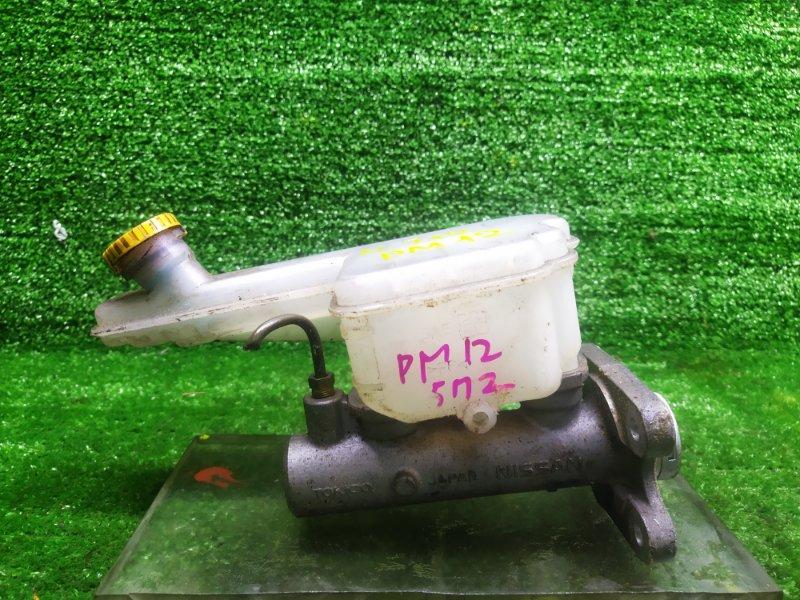 Главный тормозной цилиндр Nissan Liberty PM12 SR20DE 2000 (б/у)