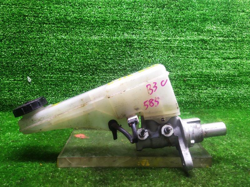 Главный тормозной цилиндр Nissan Lafesta B30 MR20DE 2008 (б/у)