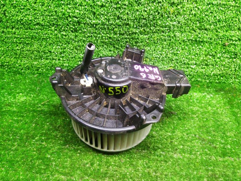 Мотор печки Honda Fit GE6 L13A 2009 (б/у)