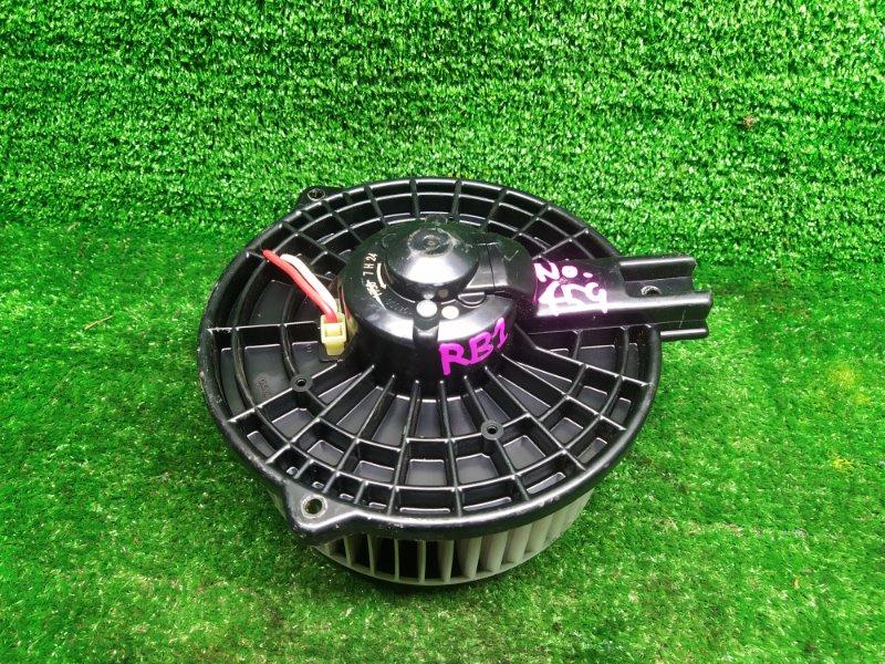 Мотор печки Honda Odyssey RB1 K24A 2006 (б/у)