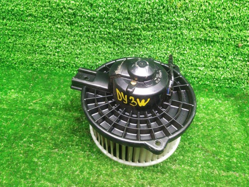 Мотор печки Mazda Demio DY3W ZJVE (б/у)