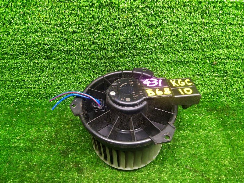 Мотор печки Toyota Passo KGC10 1KRFE 2009 (б/у)