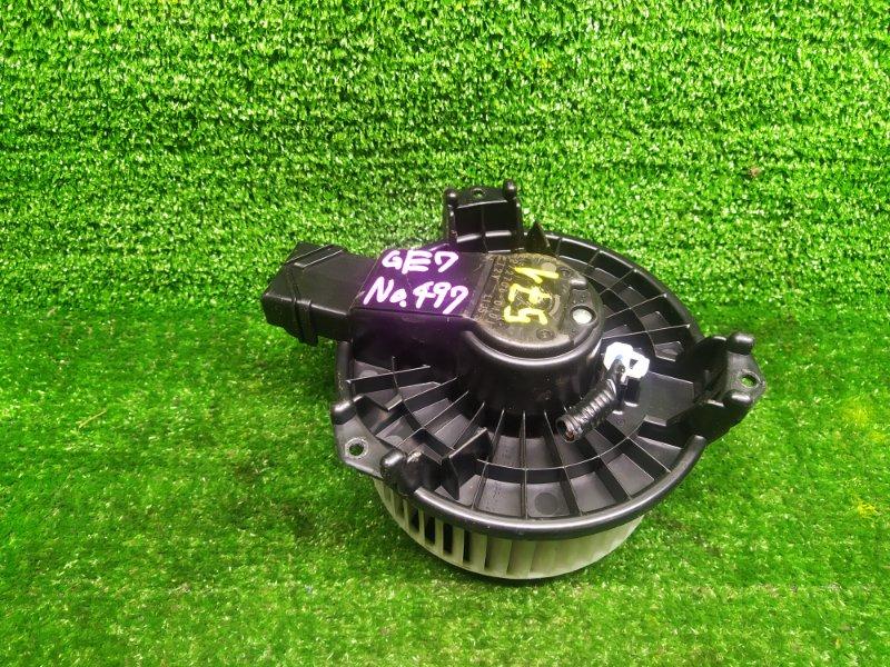 Мотор печки Honda Fit GE7 L13A 2007 (б/у)