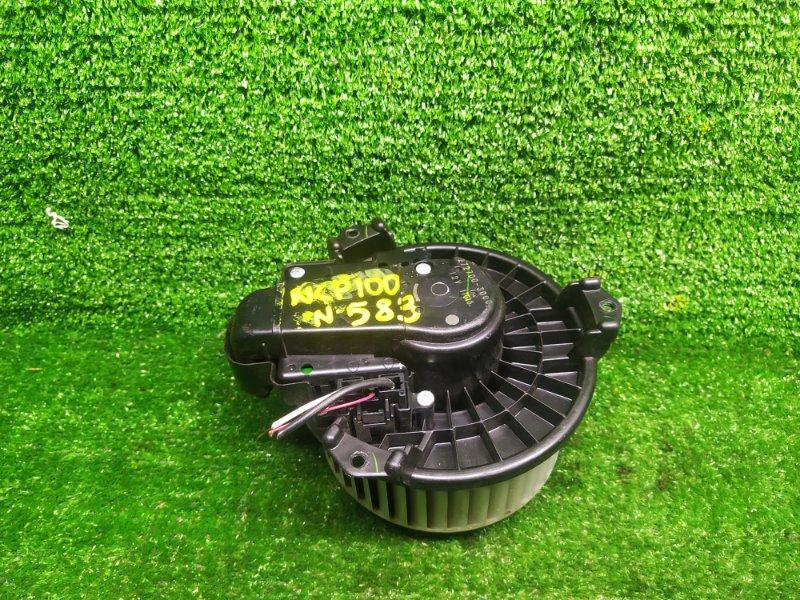 Мотор печки Toyota Ractis NCP100 1NZFE 2005 (б/у)