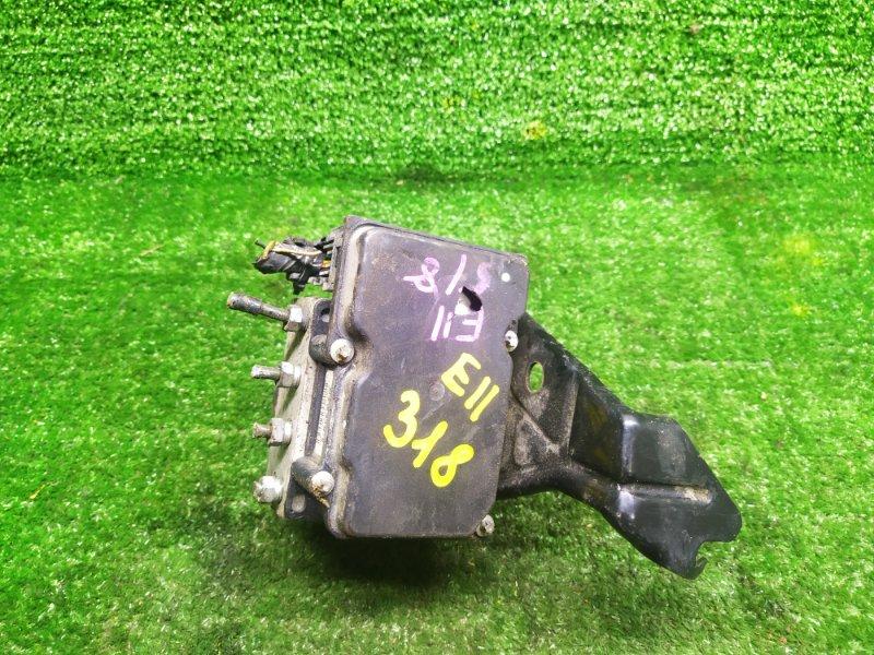 Блок abs Nissan Note E11 HR15DE 2007 (б/у)