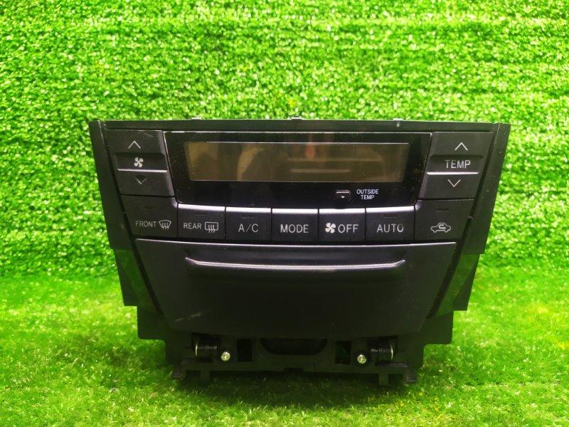 Блок управления климат-контролем Toyota Caldina AZT241 1AZFSE 2006 (б/у)