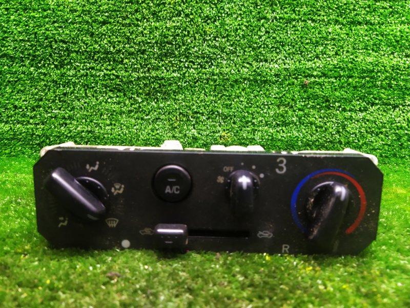 Блок управления климат-контролем Daihatsu Terios Kid J111G EFDEM 2005 (б/у)