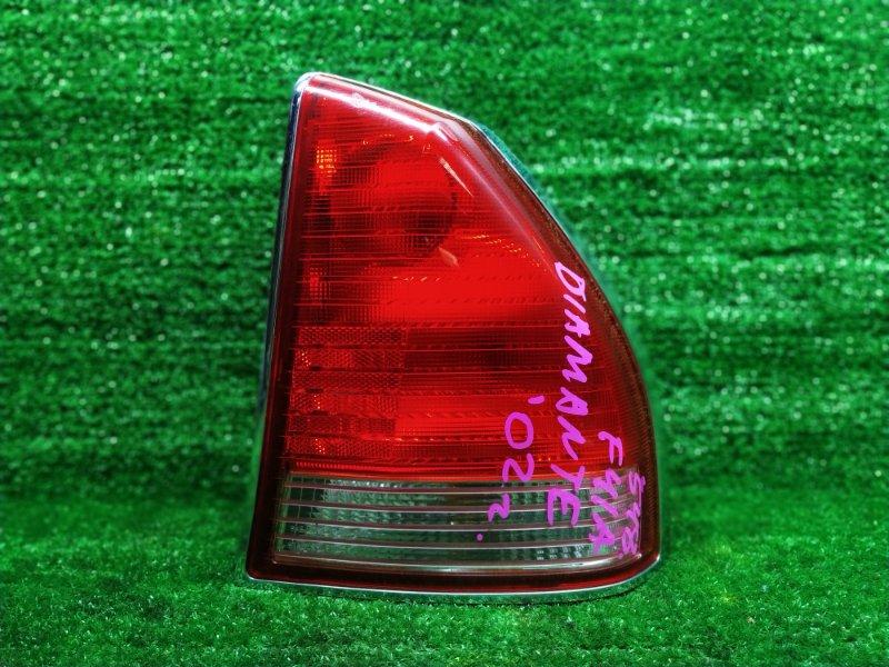 Стоп-сигнал Mitsubishi Diamante F41A 6G73 2002 правый (б/у)