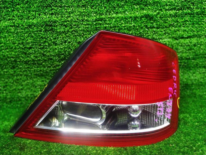 Стоп-сигнал Nissan Cedric ENY34 RB25DET 2002 правый (б/у)