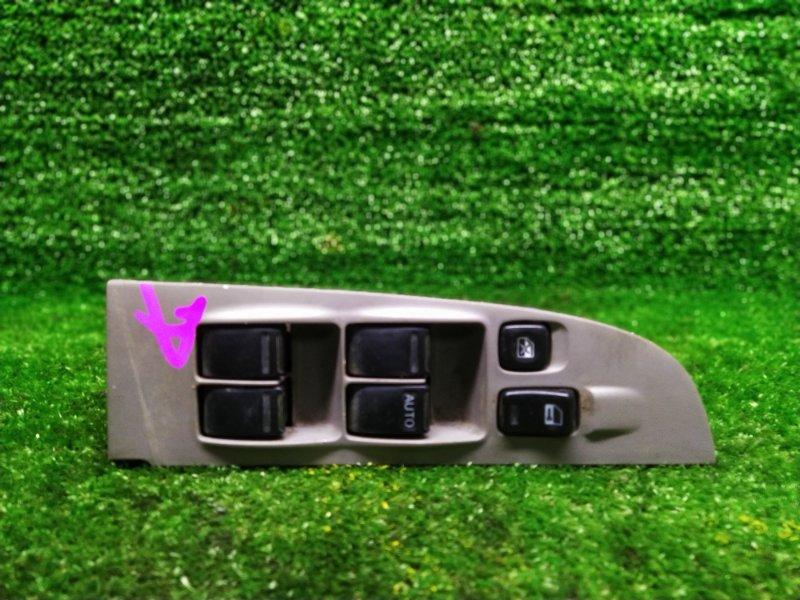 Пульт стеклоподъемника Nissan Sunny FB15 QG15DE 2003 передний правый (б/у)
