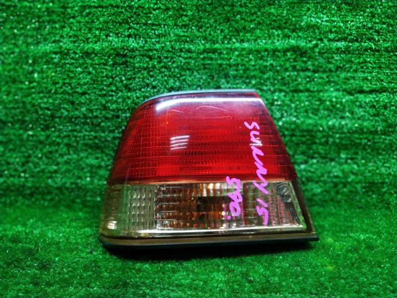 Стоп-сигнал Nissan Sunny FB15 QG15DE 2003 левый (б/у)