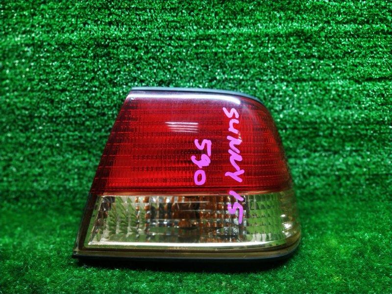 Стоп-сигнал Nissan Sunny FB15 QG15DE 2003 правый (б/у)