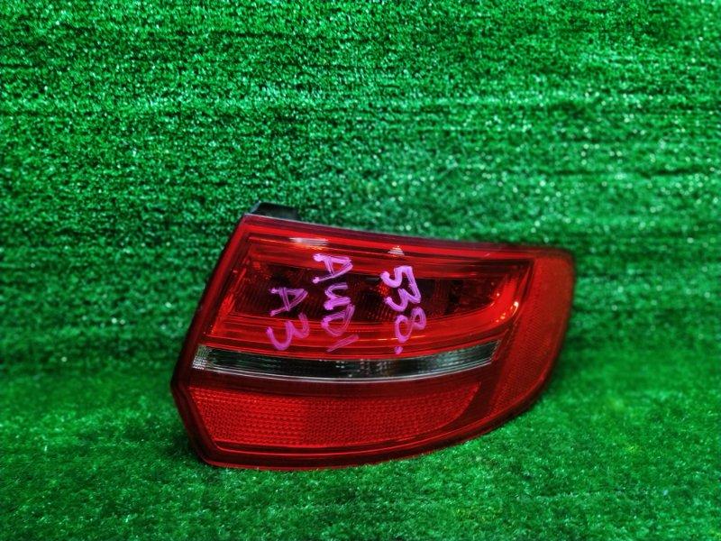 Стоп-сигнал Audi A3 8PA CAXC 2009 правый (б/у)