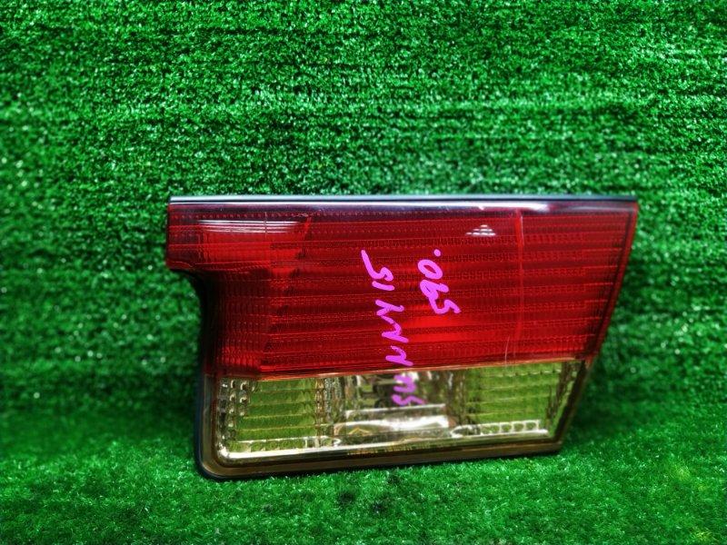 Стоп-вставка Nissan Sunny FB15 QG15DE 2003 правая (б/у)