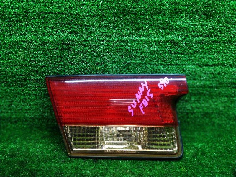 Стоп-вставка Nissan Sunny FB15 QG15DE 2003 левая (б/у)