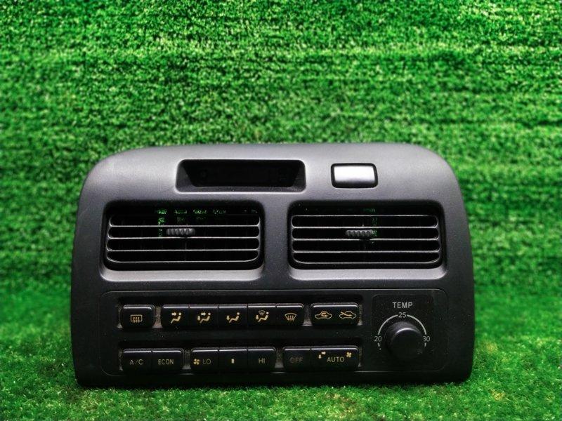 Блок управления климат-контролем Toyota Vista SV41 3SFE 1995 (б/у)