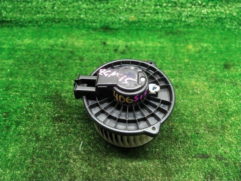 Мотор печки Toyota Isis ZGM15 2ZRFAE 2011 (б/у)