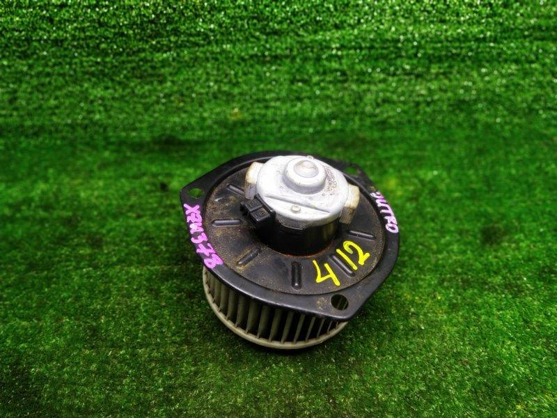 Мотор печки Hino Dutro XZU378 N04CT 2008 (б/у)