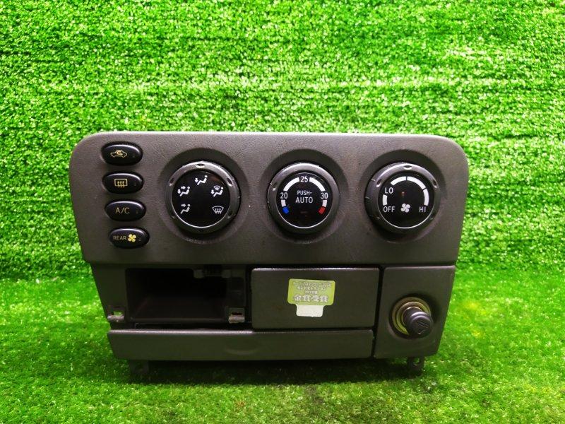 Блок управления климат-контролем Toyota Lite Ace Noah SR50 3SFE 1999 (б/у)