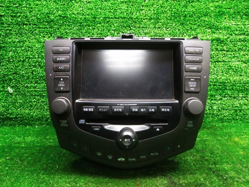 Монитор Honda Accord CM2 K24A 2002 (б/у)