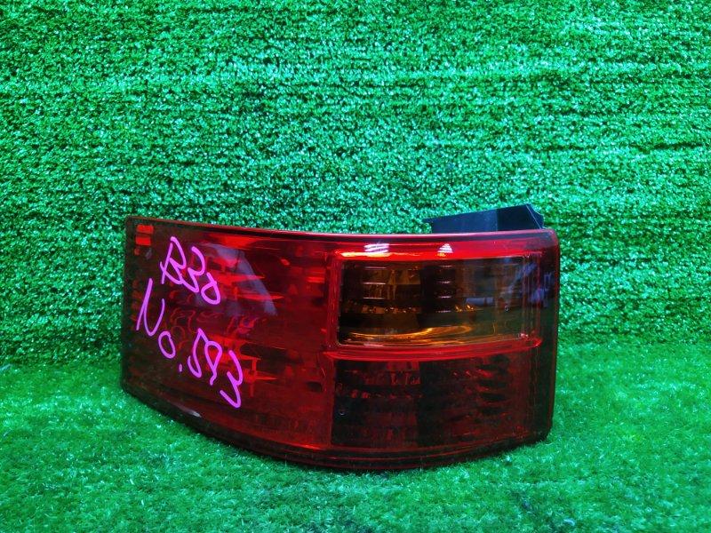 Стоп-сигнал Nissan Lafesta B30 MR20DE 2011 левый (б/у)