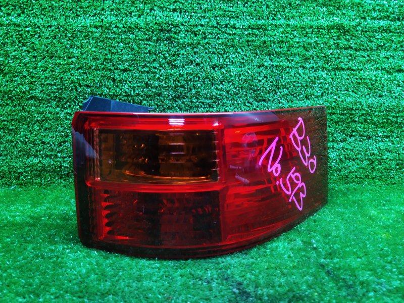 Стоп-сигнал Nissan Lafesta B30 MR20DE 2011 правый (б/у)