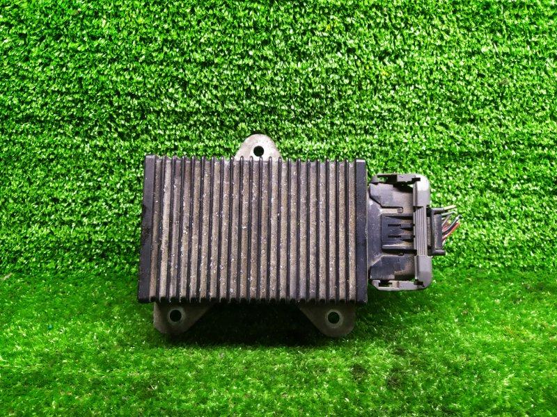 Блок управления форсунками Mitsubishi Rvr N64W 4G64 (б/у)