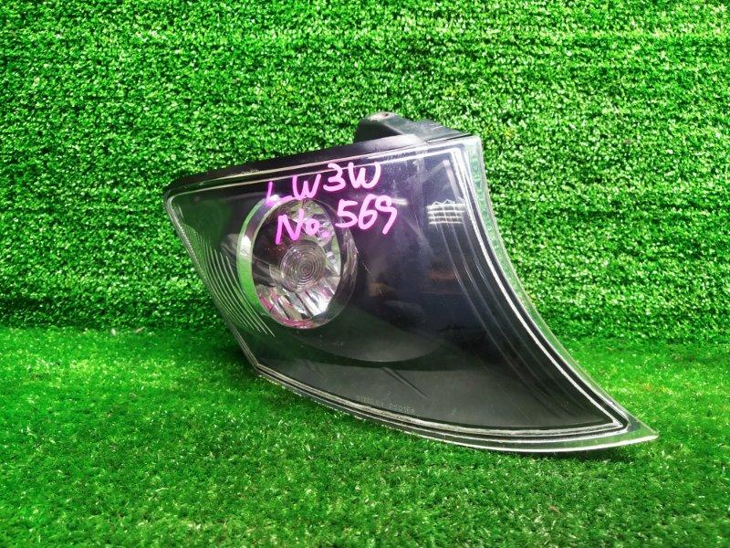 Габарит Mazda Mpv LW3W L3DE 2003 правый (б/у)